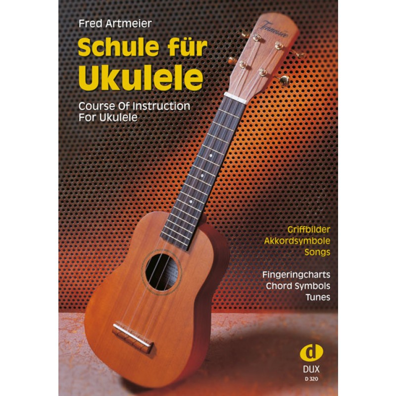 Schule fuer Ukulele - Ukulele