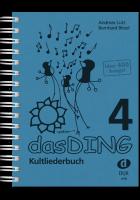 Das Ding Band 4 - Kultliederbuch