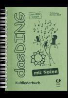 Das Ding Band 1 mit Noten - Kultliederbuch