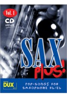 Sax Plus! Vol. 1
