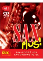 Sax Plus! Vol. 4