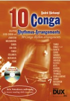 10 Conga Rhythmus-Arrangements