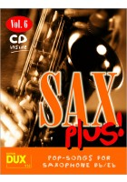 Sax Plus! Vol. 6