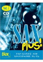 Sax Plus! Vol. 7