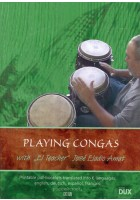 Playing Congas - with El Teacher Jose Eladio Amat