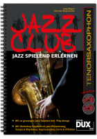 Jazz Club Tenorsaxophon