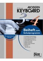 Modern Keyboard, Beiheft 3-4