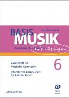 Basis Musik 6 - Zusatzheft digital