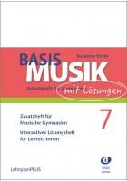 Basis Musik 7 - Zusatzheft digital