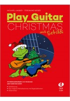 Play Guitar Christmas mit Schildi
