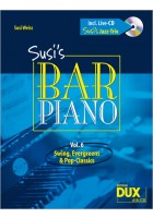 Susis Bar Piano Band 6 mit CD