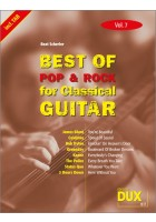 Best of Pop & Rock for Classical Guitar Vol. 7