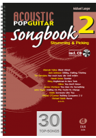 Acoustic Pop Guitar - Songbook 2