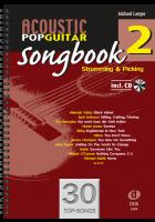 Acoustic Pop Guitar - Songbook 2