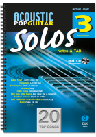 Acoustic Pop Guitar Solos 3