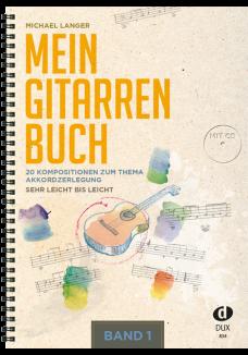 Mein Gitarrenbuch Band 1