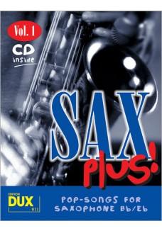 Sax Plus! Vol. 1