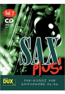 Sax Plus! Vol. 2