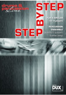 Drums and Percussion Line - Step by Step