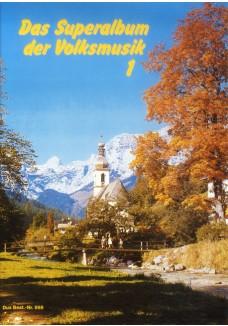 Superalbum der Volksmusik 1