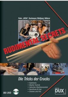 Rudimental Secrets - Die Tricks der Cracks