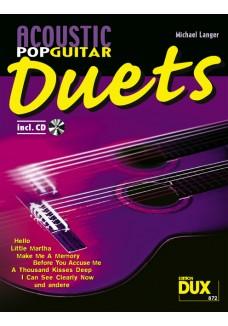 Acoustic Pop Guitar -  Duets
