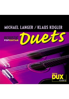 Acoustic Pop Guitar Duets - CD-Special
