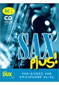 Sax Plus! Vol. 7