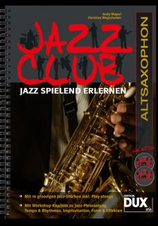 Jazz Club Altsaxophon