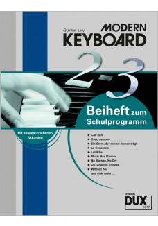 Modern Keyboard, Beiheft 2-3
