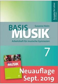 Basis Musik - Jahrgangsstufe 7 (Lehrerband)