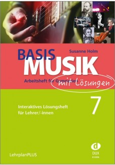 Basis Musik 7 - Arbeitsheft digital