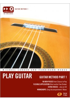 Play Guitar Guitar Method 1
