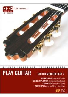 Play Guitar Guitar Method 2