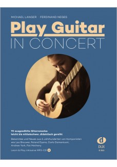 Play Guitar In Concert