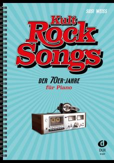 Kult-Rocksongs der 70er-Jahre