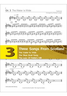 Three Songs From Scotland