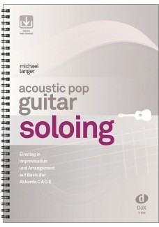 Acoustic Pop Guitar Soloing