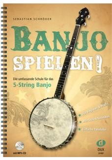 Banjo spielen!