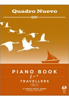Piano Book for Travellers (Vol. 2)